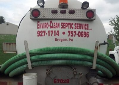 Enviroclean Truck