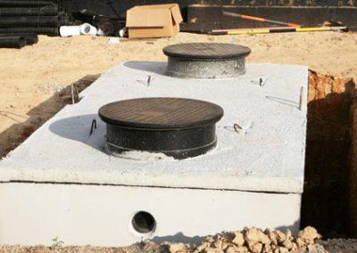 New Tank Installation